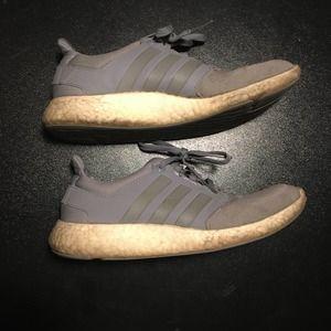 ADIDAS Ultra Boost Running Shoes Mesh Foam Sneaker